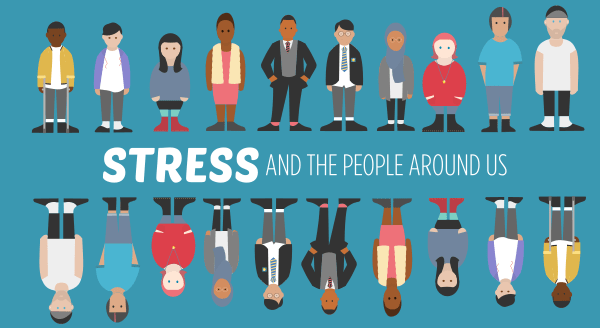 stress and the people around us - BISH