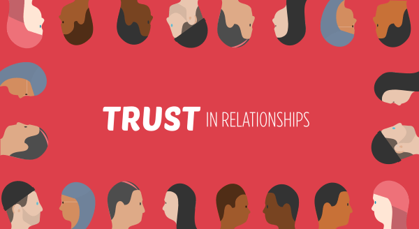 trust in relationships - how do you know if you have it? BISH