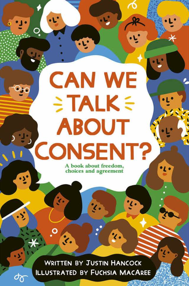 Can we talk about consent? My new book, click here for more info