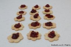 עוגיות ריבה - מילוי העוגיות 2