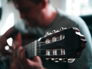 Amsterdam gitaarles