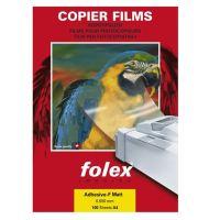 FOLEX – Adhésif Film mat – 0.050 mm – A4