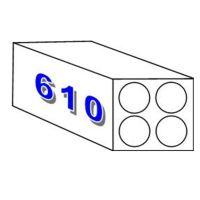 """Papier pour traceur –  """"résistant à l'eau""""  – 90 gm2 – 610 mm x 50 m"""