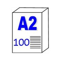 Papier pour traceur et Imprimante «Transparent» 90gm2 – A2