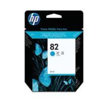 HP – Cartouche d'encre no. 82 cyan – 69 ml