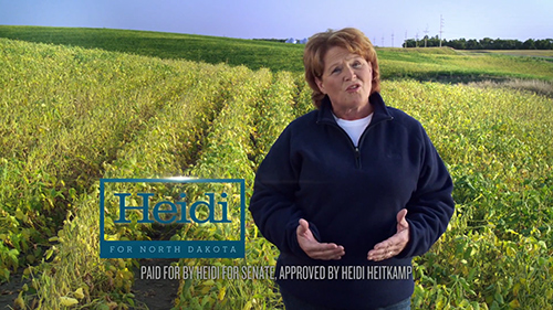 Heidi Heitkamp for Abortion…so much for the Independent ...