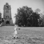 Bismarckturm um 1960
