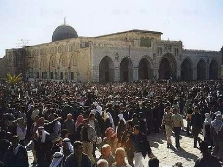aqsa2 The Confusion Between Masjid al-Aqsa And Qubbat as-Sakhra