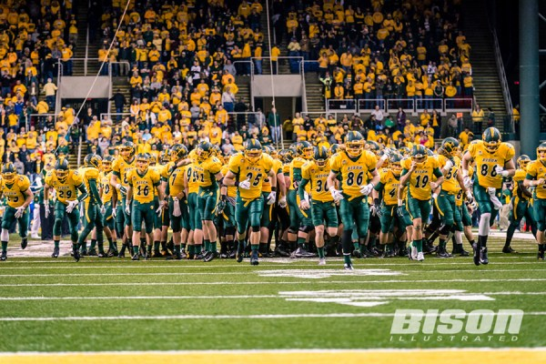 North Dakota State serves notice on FCS with dominating ...