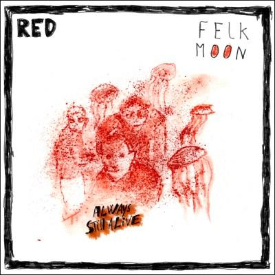 Red - felk moon - sanguine