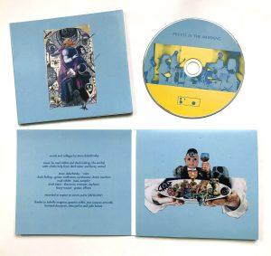 Steve Dalachinsky & The Snobs - CD - BIS-011-U