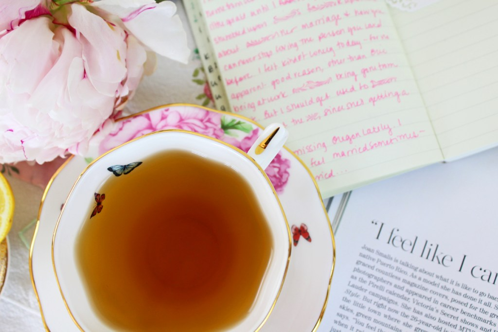 Detox Rituals: My Detox Philosophy--Plus, Lemon Tea | Bisou du Jour