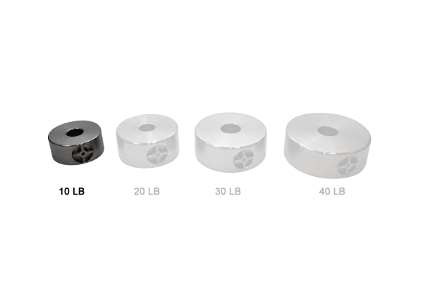 Paramount ME/ME II/MX/MYT 1.5-in. Bore 10 lb Counterweight