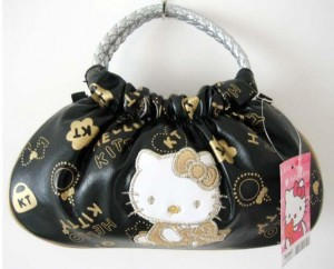 Sac à main Hello Kitty Dame