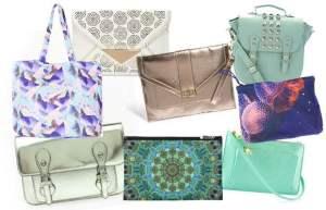 Les sacs à main tendance de l'été 2013 – Le style seapunk