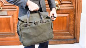 Le sac Large Briefcase par Filson