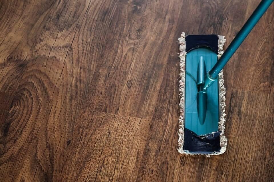 comment nettoyer un sol en lino