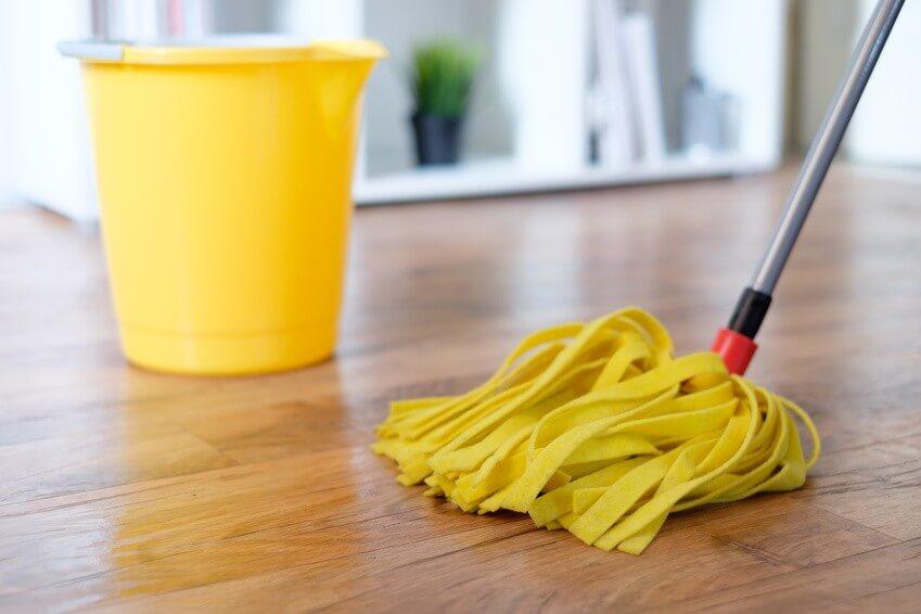 comment nettoyer un parquet