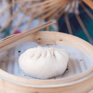 Bao Vegan - Végétarien - Bistro Zakka - bao Lyon - Restaurant chinois