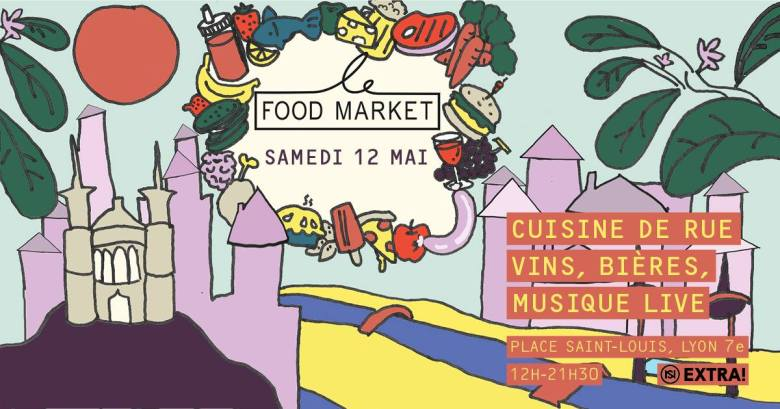 Bistro Zakka - Food Market - Street Food Chinoise