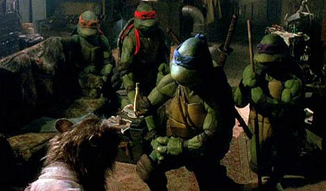 tortugas ninja actores 2014