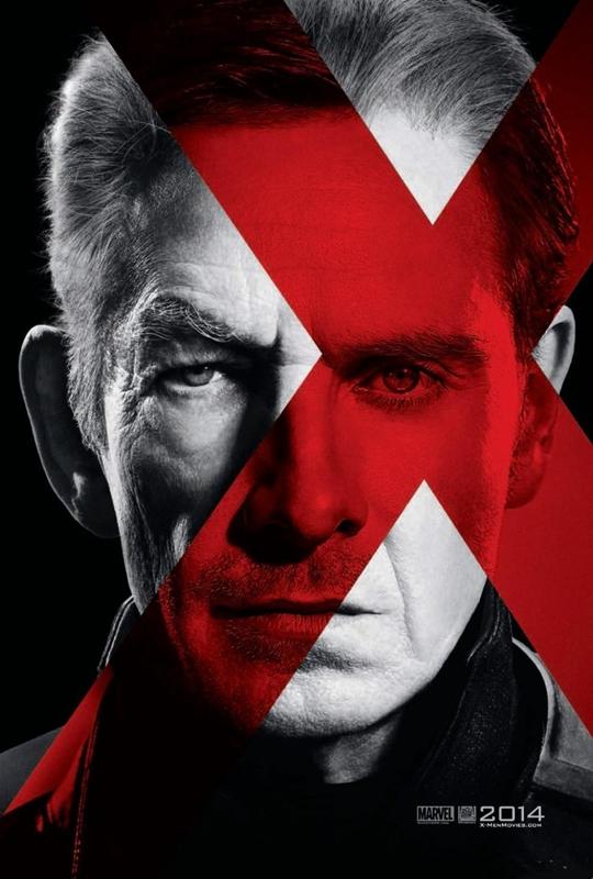 X-men días del futuro pasado Magneto