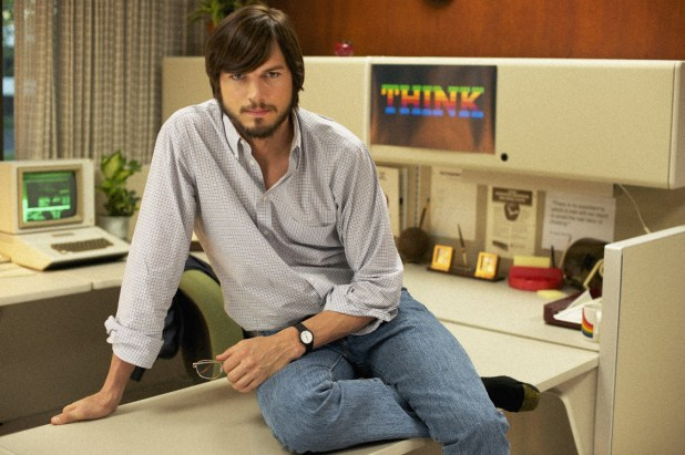 Jobs ashton kutcher critica