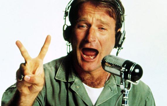 Robin Williams Muere