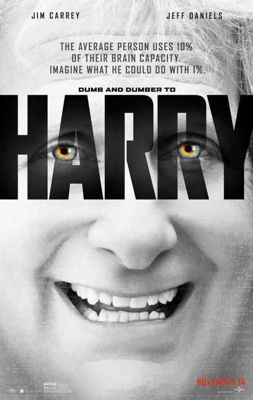 Jeff Daniels es Harry
