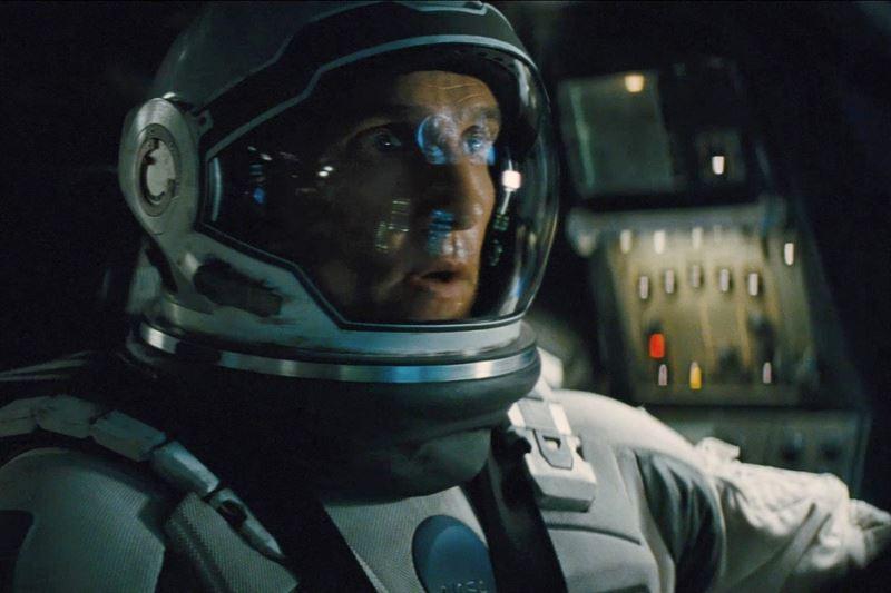Poster de 'Interstellar'
