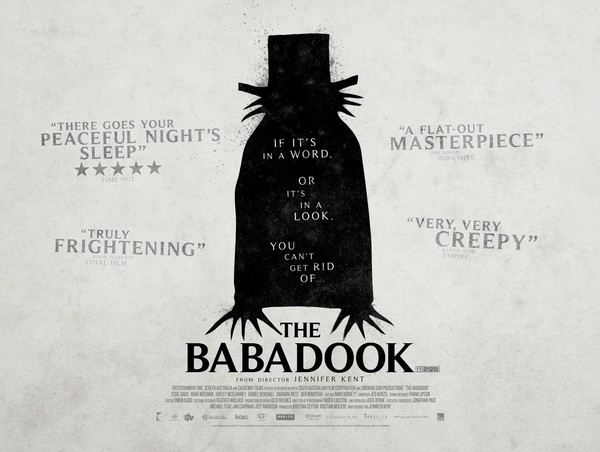 babadook trailer