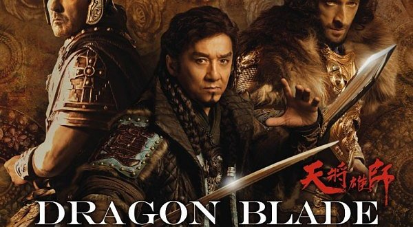 'Dragon Blade' trailer: el peplum chino