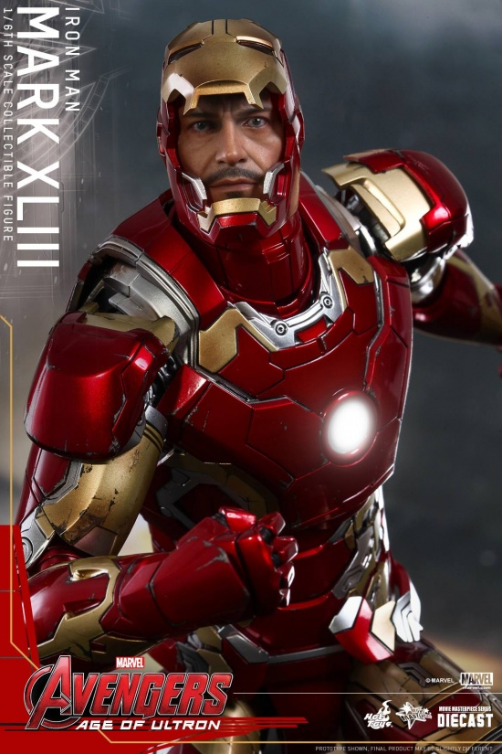 iron man xliii