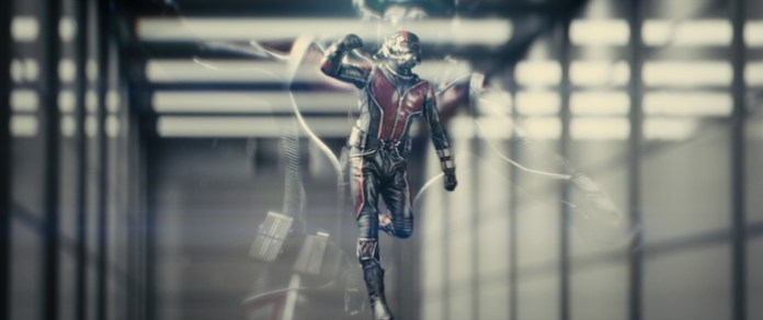 concept art Ant Man