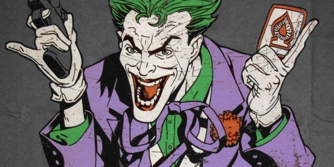Primera imagen de un nuevo Joker en 'Escuadrón Suicida'
