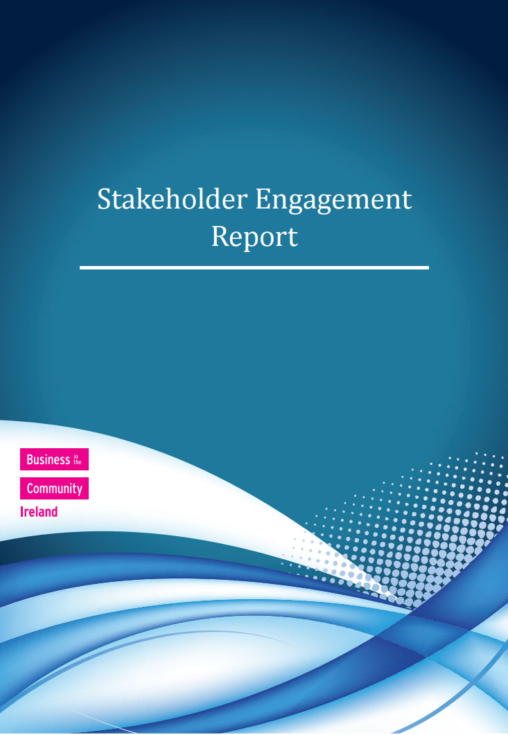 Stakeholder Engagement Report Business In The Community