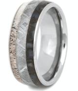 Dinosaur/Antler/Meteorite Ring.