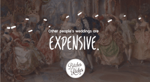 Other People's Weddings Don't Have to Make You Broke