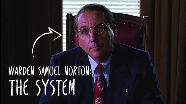 Warden Samuel Norton: The System