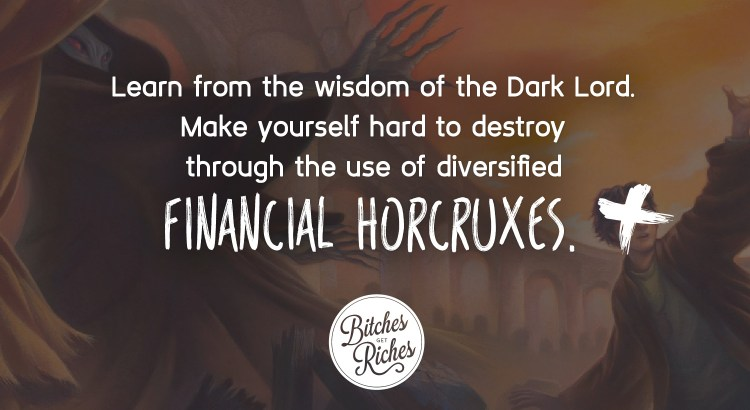 Learn from the wisdom of the Dark Lord.