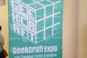 GeekCraft Expo: All the Geeky Crafts!