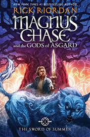 magnus chase cover image