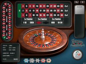 Bitcasino roulette