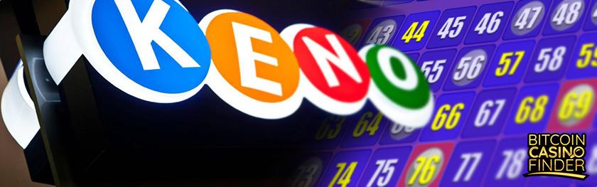 Bitcoin Keno - Bitcoin Casino Finder