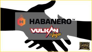 Habanero Games Now On Vulkan Vegas
