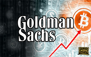 Goldman Sachs Enters Bitcoin Trading Operation