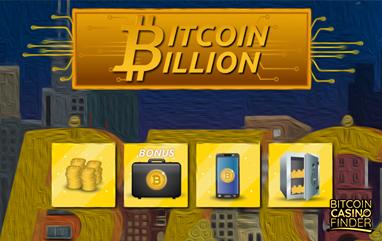 "Bitcoin Games Online Casino Releases ""Bitcoin Billion"" Slot"