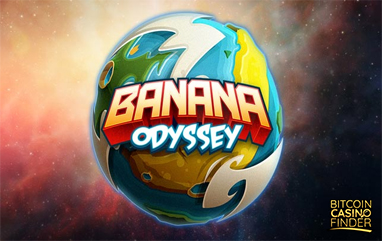 Microgaming Opens A Gateway To Space In Banana Odyssey