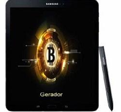 Gerador de Bitcoin