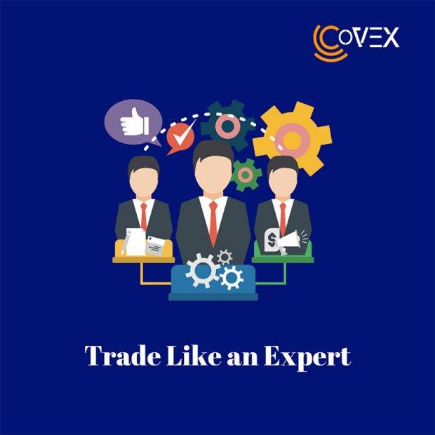 CoVEX exchange